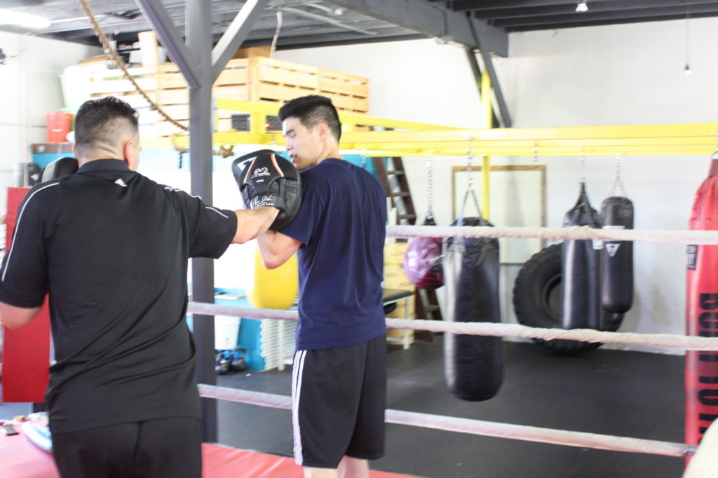 Does boxing help you lose weight