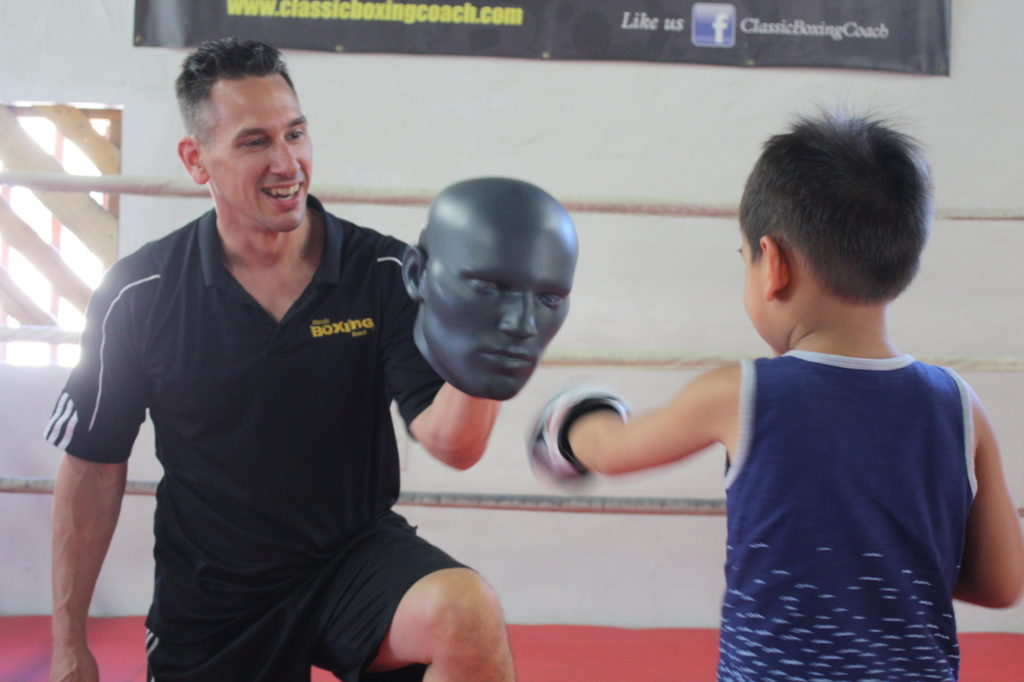 Is boxing safe for kids